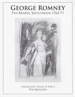 George Romney - The Kendal Sketchbook 1763-71